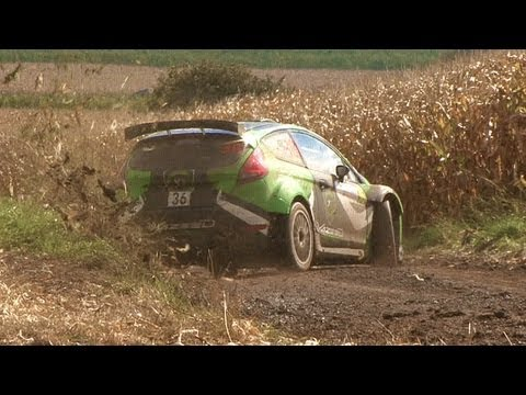 Rallye de France Alsace 2012 [HD]