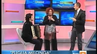 Paola Arnesano e Vince Abbracciante presentano