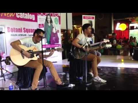 Kisah Tak Sempurna (Live) [Samsons Cover]