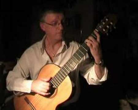 J. S. Bach: Air (Classical guitar)