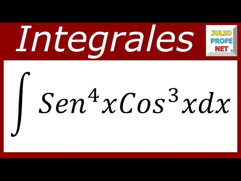 Integral trigonométrica