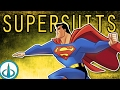 THE SUPERSUITS | History of the DCAU