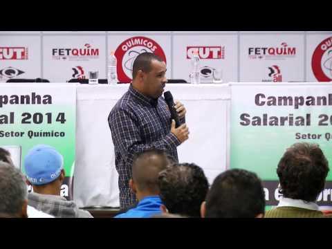 Assembleia de abertura da Campanha Salarial 2014