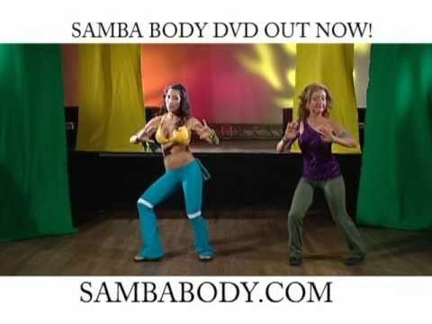 how to dance samba SAMBA BODY