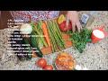 Фрагмент с начала видео ПОСТНЫЙ ОВОЩНОЙ СУП, наивкуснейший  (Vegetable soup, diet.)