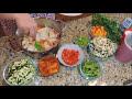 Фрагмент с середины видео ПОСТНЫЙ ОВОЩНОЙ СУП, наивкуснейший  (Vegetable soup, diet.)