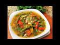 Фрагмент с конца видео ПОСТНЫЙ ОВОЩНОЙ СУП, наивкуснейший  (Vegetable soup, diet.)