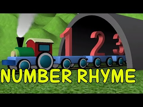 Number Rhyme (LEARN NUMBERS)