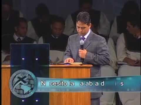 Necesito la Palabra de Dios. Pastor Javier Segovia (Viernes 21-01-2011)