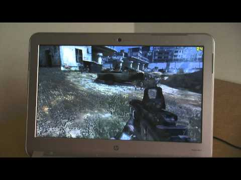 Test : HP Pavilion DM1 3130SF : Jeux / Games Call Of Duty Modern Warfare 2