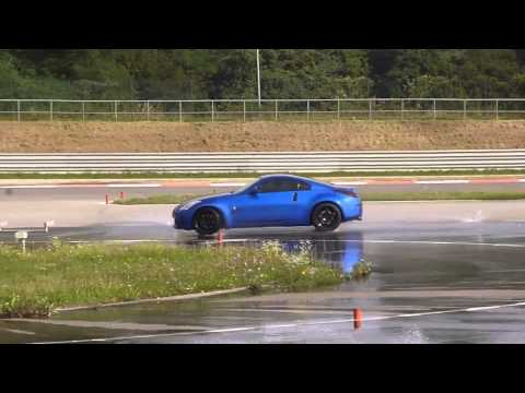 a4e User beim Drifttraining am Wachauring