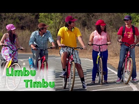 Por Bazaar - Limbu Timbu By Sonu Nigam - Superhit Fun Song - Marathi Movie