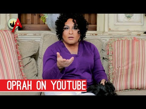 Oprah on YouTube - Eliot's Sketchpad