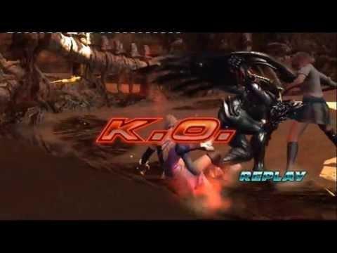 """TEKKEN TAG 2 - Devil Kazuya & Devil Jin Combo : """" Demonic """""""