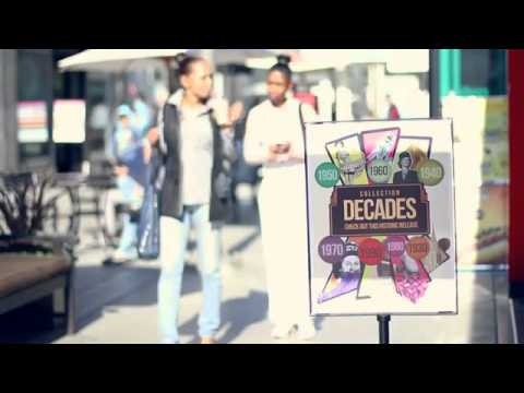 Decades Collection by Chilli Beans - USA