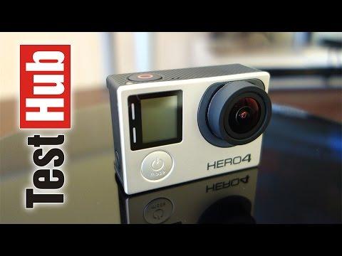 GoPro Hero 4 Black Edition 4K CHDHX-401 - Test - Review - Recenzja - Prezentacja pl