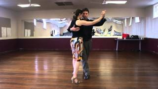 Club de Tango Workshop Demonstration 4