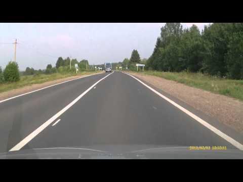 Идиот перебегает дорогу