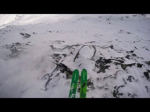 GoPro Line of the Winter: Reine Barkered - Verbier 4.6.15 - Snow
