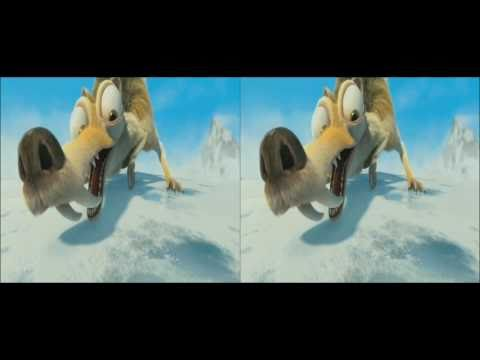 Ice Age 4 - Voll verschoben - Trailer 3D german / deutsch HD 1080p | Kinotrailer3D