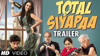 """""""Total Siyapaa Trailer"""" (Official) 2013   Ali Zafar, Yaami Gautam, Anupam Kher, Kirron Kher"""