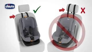 Автокресло Oasys 1 Isofix - Группа 1 (9 - 18 кг) - видео по установке