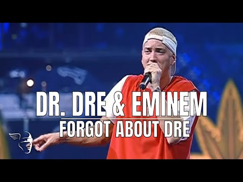 Dr.Dre & Eminem - Forgot About Dre (From The Up In Smoke Tour DVD)