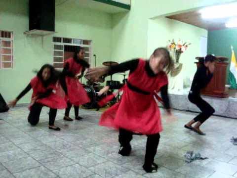Ressuscita-me - Aline Barros (coreografia)