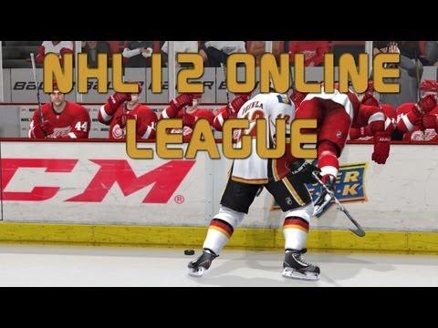 NHL12 Online League Ottawa Senators vs Tampa Bay Lightning and Conference Realignment