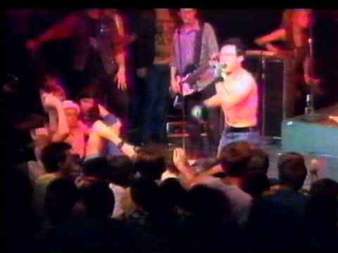 Dead Kennedys Live San Francisco 1984 (full show) VHSrip