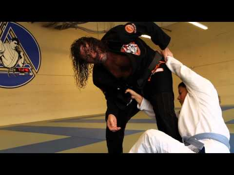 Kurt Osiander Move of the Week - Situp Guard Drill + Sweep Variations