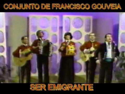 """CONJUNTO DE FRANCISCO GOUVEIA """"SER EMIGRANTE PORTUGUÊS"""