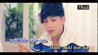 Em là hạnh phúc trong anh - Hồ Quang Hiếu - karaoke ( only beat )