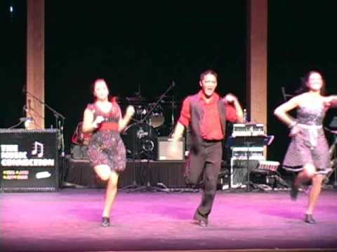 Swing Dance with Polka Dancing Stars