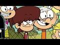 Фрагмент с середины видео Мой шумный дом | Семейное фото | Nickelodeon Россия