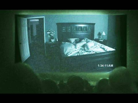 Paranormal Activity - Official Trailer [HQ HD]