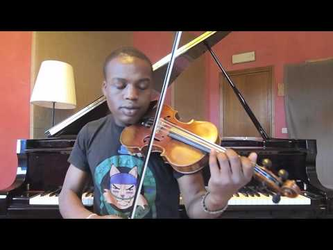 Bach, Black-Eyed Peas, Flo Rida Mash-Up: Good Feeling (Seth G. Violin Cover)