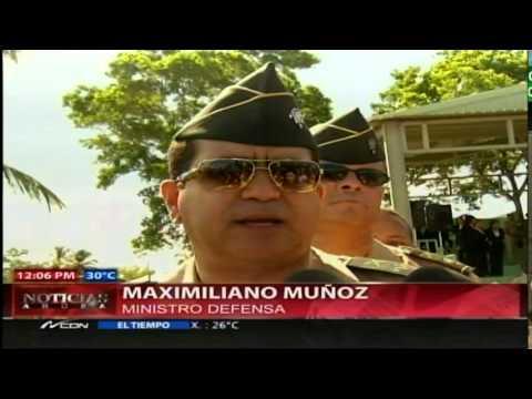 Ministro Defensa dijo que mantendrán patrullaje…