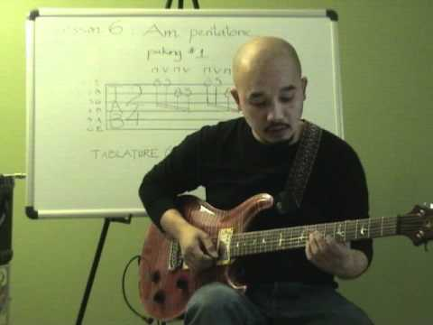 Tự học Guitar Solo - Bài 6