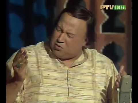 URDU HAMD(Meray Mustafa Ka Khuda Hai Tu)NUSRAT FATEH ALI KHAN.BY  Naat E Habib