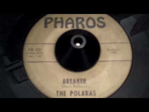 "Rockin'  Sixties Surf Instrumental THE POLARAS ""Breaker"""