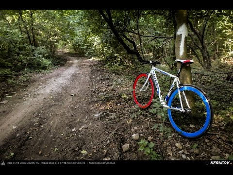 VIDEOCLIP Tura cu bicicleta SSP prin Padurea Baneasa [VIDEO]