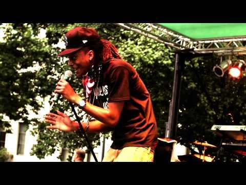 TYMELESS MUSIK LIVE @ #MULTIFEST 2012 W/ YUNG JOC, GRAPH, (SODMG) JOHN BOY