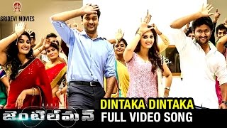 Gentleman Movie Dintaka Dintaka Song Teaser