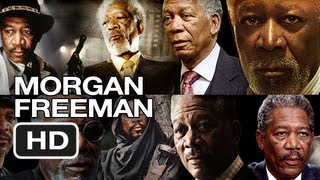 The Many Faces of Morgan Freeman - Mashup of Gravitas HD Movie