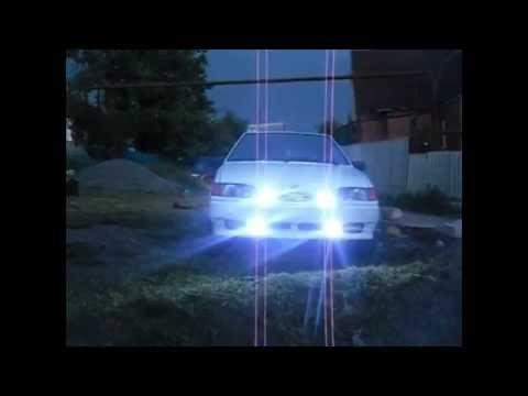 Стробоскоп на авто видео