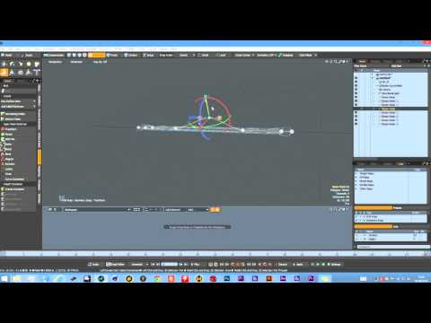 Modo 801 Tutorial: Using Deformers