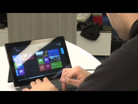technology,  Microsoft Surface Pro: Good, but not great  2/6/13