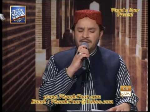 URDU NAAT(Batchpan Sey)SHAHBAZ QAMAR FAREEDI IN QTV.BY    Naat E Habib