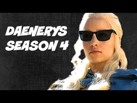 Game of Thrones Season 4 Preview - Daenerys Targaryen